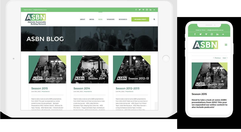 ASBN Website