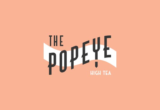 Popeye High Tea