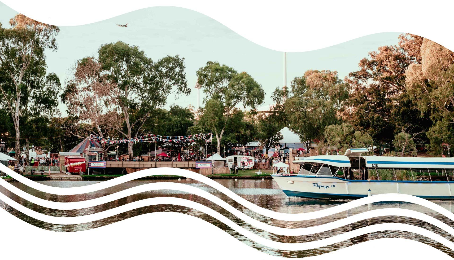 The Popeye Boat